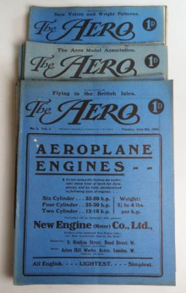 "The Aero. Incorporating ""Flying"" and ""The Airship"" The AERO."