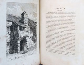 Views of Cottages and Farm-Houses in England Wales: Etched by... from the designs of the most celebrated artists.