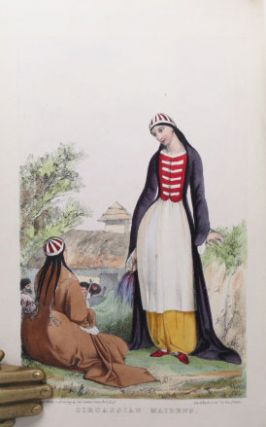Journal of a Residence in Circassia During the Years 1837, 1838 and 1839.