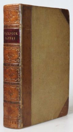 The Posthumous Papers of the Pickwick Club. Charles DICKENS.