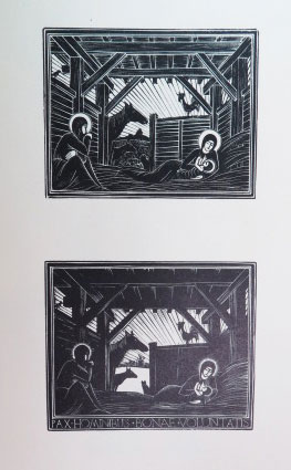 Engravings by... A Selection of Engravings on Wood and Metal representative of his work to the end of the year 1927 with a complete Chronological List of Engravings and a Preface by the Artist.