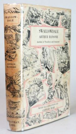 Swallowdale. With illustrations by Clifford Webb. Arthur RANSOME