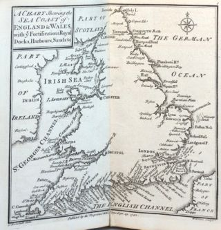Chorographia Britanniae, Or a New Set of Maps of All the Counties in England and Wales:...