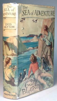 The Sea of Adventure. With illustrations by Stuart Tresilian. Enid BLYTON.