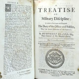 A Treatise of Military Discipline;