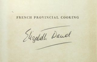 French Provincial Cooking. Illustrated by Juliet Henry. Elizabeth DAVID