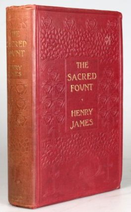 The Sacred Fount. Henry JAMES