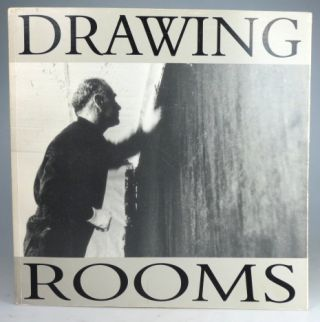 Drawing Rooms. Organized by Michael Auping. Jonathan BOROFSKY, Sol LEWITT, Richard SERRA
