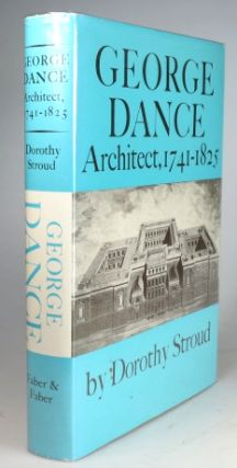 George Dance. Architect. 1741-1825. DANCE, Dorothy STROUD