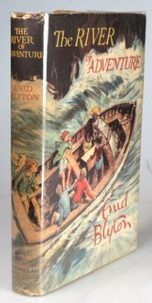 The River of Adventure. With illustrations by Stuart Tresilian. Enid BLYTON.