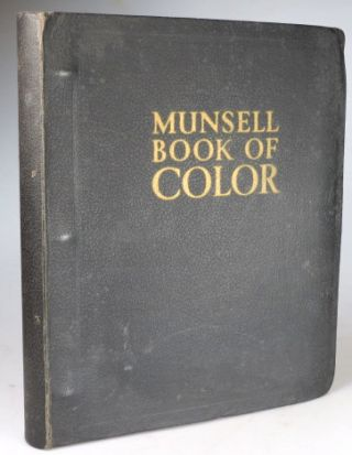 Munsell Book of Color. Neighbouring Hues Edition. Glossy Finish Chips. COLOUR