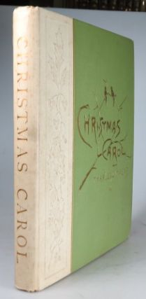 A Christmas Carol, in Prose. Being a Ghost Story of Christmas. Illustrated by I.M. Gaugengigl and...
