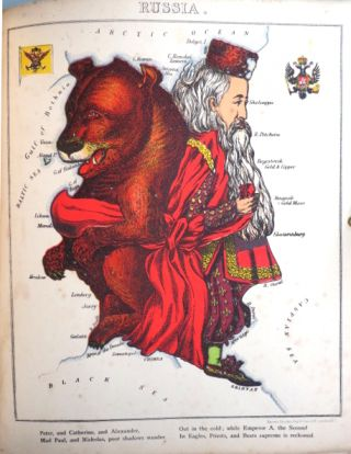 Geographical Fun: Being Humorous Outlines of Various Countries with an Introduction and Descriptive Lines by...