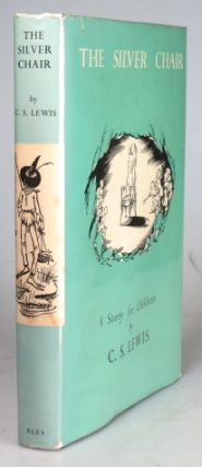 The Silver Chair. With illustrations by Pauline Baynes.