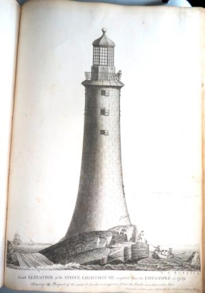 A Narrative of the Building and a Description of the Construction of the Edystone [Eddystone] Lighthouse with Stone: To which is subjoined, An Appendix, giving some Account of the Lighthouse on the Spurn Point, Build upon a Sand.