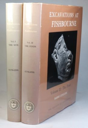 Excavations at Fishbourne 1961-1969. Reports of the Research Committee of the Society of...