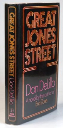 Great Jones Street. Don DELILLO.