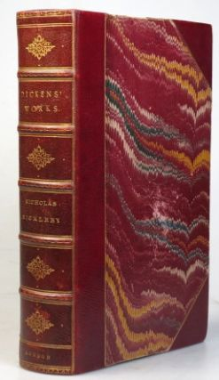 The Life and Adventures of Nicholas Nickleby. With Illustrations by Phiz. Charles DICKENS