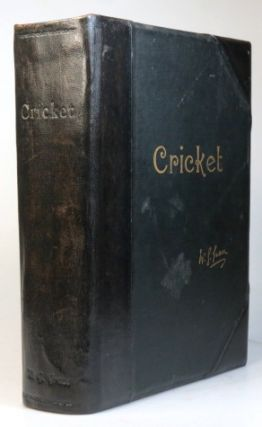 Cricket. W. G. GRACE