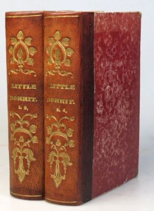 Little Dorrit. Copyright edition. With illustrations by H.K. Browne. Charles DICKENS.