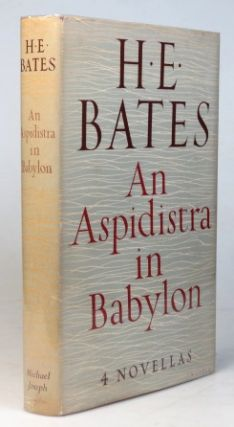 An Aspidistra in Babylon. Four novellas.