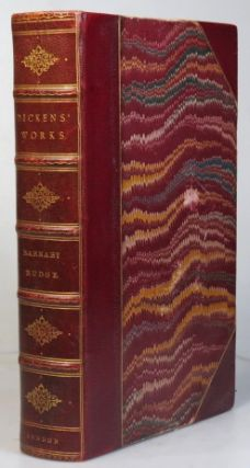 Barnaby Rudge. With Illustrations by H.K. Browne, G. Cattermole, Etc. Etc. Charles DICKENS.