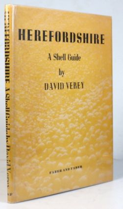 Herefordshire. A Shell Guide. David VEREY.