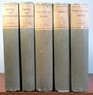 The Novels of... Sense and Sensibility. Pride and Prejudice. Mansfield Park. Emma. Northanger...