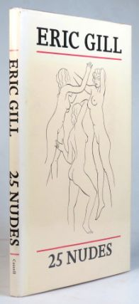 25 Nudes. Engraved by. Eric GILL