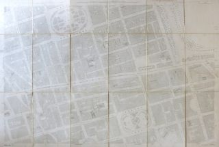 Mayfair and South Marylebone]. ORDNANCE SURVEY