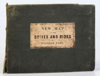 New Map of the Drives & Rides in Windsor Great Park, and its Vicinity. Reduced from Mr. H. Walter's Plan of Windsor Forest.