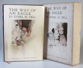 The Way of an Eagle. (Illustrated by Edmund Blampied). Ethel M. DELL