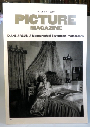 Picture Magazine. Issue # 16. Diane Arbus: A Monograph of Seventeen Photographs. Diane ARBUS