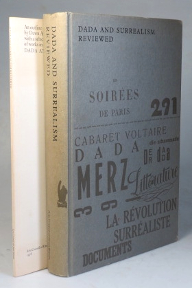 Dada and Surrealism Reviewed. With an Introduction by David Sylvester and a Supplementary Essay...