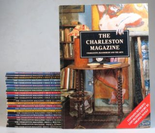 The Charleston Magazine, Charleston, Bloomsbury, and the Arts. Issues 1-24. CHARLESTON MAGAZINE