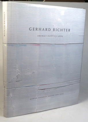 Abstract Paintings 2009. Essay by Benjamin H.D. Buchlon. Gerhard RICHTER