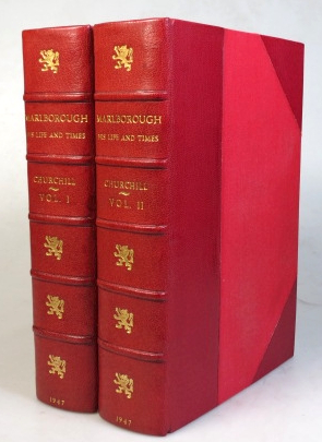Marlborough. His Life and Times. Winston S. CHURCHILL