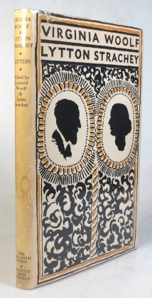 Virginia Woolf and Lytton Strachey - Letters. Edited by Leonard Woolf & James Strachey. Virginia...