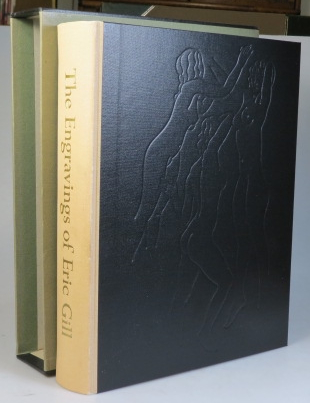 The Engravings of Eric Gill. GILL, Christopher SKELTON