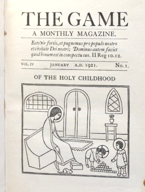 The Game. A Monthly Magazine. January - December 1921. Vol. IV. No's 1-12.