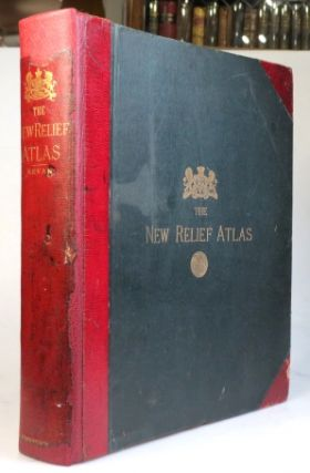 Royal Relief Atlas of All Parts of the World... With Physical, Political, and Statistical...