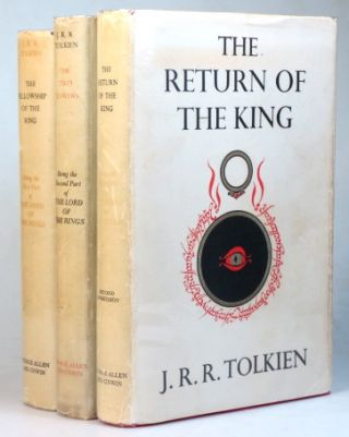 The Lord of the Rings. The Fellowship of the Ring. The Two Towers. The Return of the King. J. R....