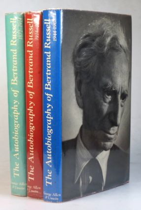 The Autobiography of... 1872-1914. 1914-1944. 1944-1967. Bertrand RUSSELL