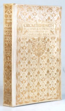 The Cricket on the Hearth. A Tale of Home. With Illustrations by C.E. Brock. Charles DICKENS