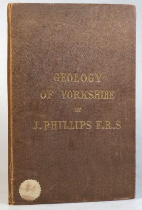 A Map of the Principal Features of the Geology of Yorkshire.