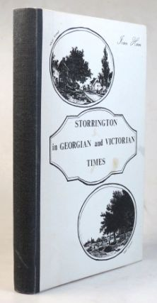 Storrington in Georgian & Victorian Times. Jean HAM