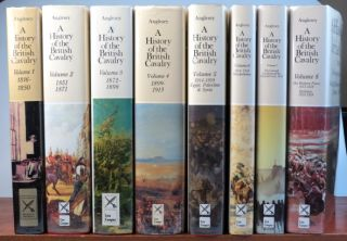A History of the British Cavalry 1816-1919. 1816-1850. 1851-1871. 1872-1898. 1899-1913. 1914-1919...
