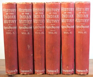 Kaye and Malleson's History of the Indian Mutiny of 1857-8. Edited by Colonel Malleson. New...