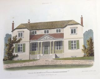 An Essay on British Cottage Architecture. Being an attempt to perpetuate on principle that peculiar mode of building which was originally the effect of chance. Exemplified by fourteen designs, with their ichnography, or plans, laid down to scale; comprising dwellings for the peasant and farmer, and retreats for the gentleman...