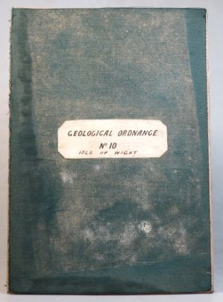 Ordnance Survey of the Isle of Wight and Part of Hampshire.
